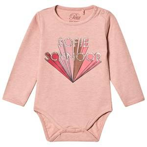 Image of Petit by Sofie Schnoor Dicte Baby Body Rose 62 cm (2-4 Months)