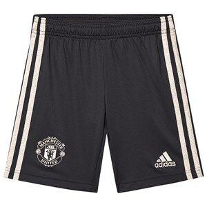Image of United Manchester United Manchester United 19 Away Shorts Black 13-14 years (164 cm)