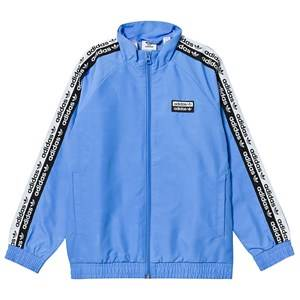 adidas Originals V-Ocal Double Logo Track Jacket Blue 11-12 years (152 cm)
