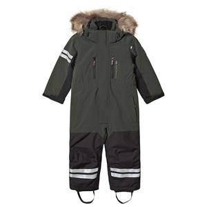 Lindberg Colden overall Green Ski suits