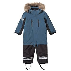 Lindberg Colden overall Petroleum Ski suits
