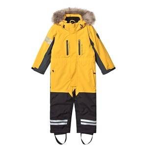 Lindberg Colden overall Yellow Ski suits