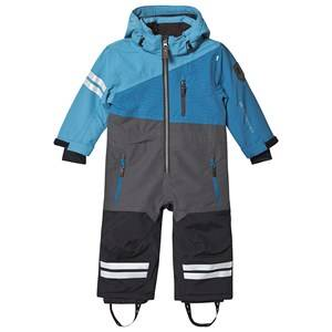 Lindberg Trysil overall Blue Ski suits