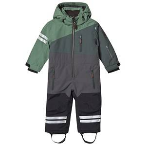 Lindberg Trysil overall Green Ski suits