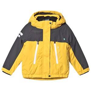 Lindberg Vail Jacket Yellow Ski jackets