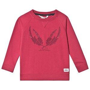 ebbe Kids Garland Sweatshirt Cherry Pink 122 cm (6-7 Years)