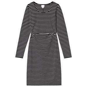 Image of Boob Sione Long Sleeve Dress Black Tofu (38/40)
