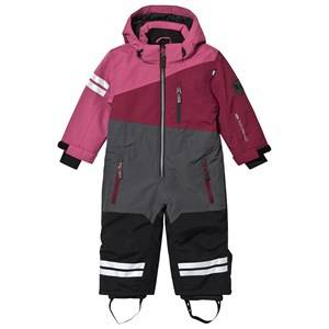 Lindberg Trysil overall Beet Red Ski suits