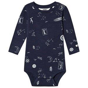 ebbe Kids Pim Baby Body Mystic Sky 68 cm (4-6 Months)