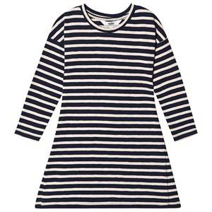 Image of ebbe Kids Melissa Dress Navy and Sand 104 cm (3-4 Years)