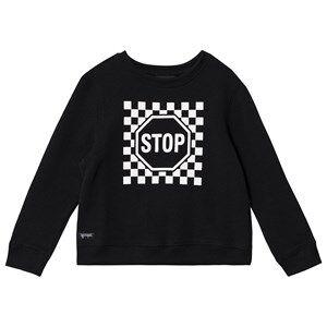 Yporqu Stop & Go Sweater Black 4 Years