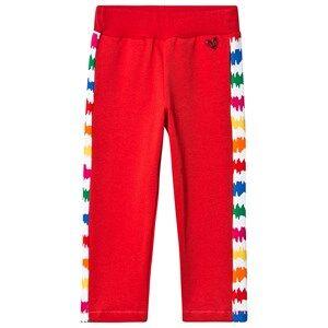 Agatha Ruiz de la Prada Doodles Sweatpants Red/Multi 6 years