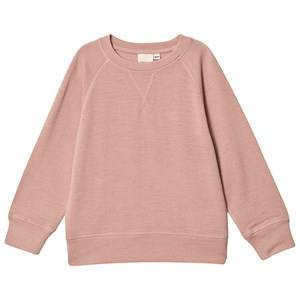 Kuling Wool Sweatshirt Pink 134/140 cm