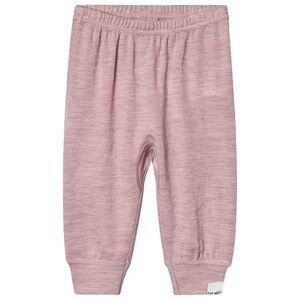 Celavi Wonder Wollies Harem Pants Solid Starling Melange 60 cm (2-4 Months)