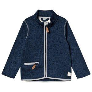 Image of ebbe Kids Dash Fleece Jacket Dark Navy 104 cm (3-4 Years)