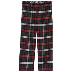 Bonpoint Wool Pants Tartan 10 years