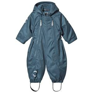 Image of Mikk-Line overall Indian Teal 104 cm (3-4 Years)