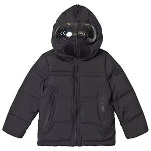AI Riders on the Storm Down Jacket Heat Sealed Quilting with Lenses Black Ski jackets