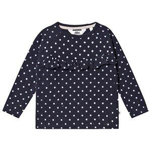 ebbe Kids Ivy Long Sleeve Tee Dot Navy 92 cm (1,5-2 Years)