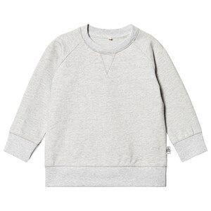 A Happy Brand Sweatshirt Grey Melange 98/104 cm