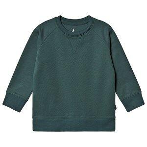 A Happy Brand Sweatshirt Forest Green 110/116 cm