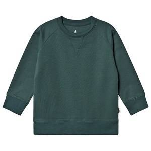 A Happy Brand Sweatshirt Forest Green 86/92 cm