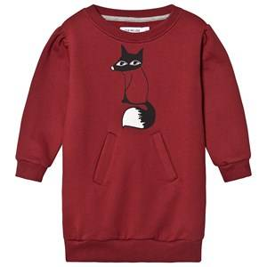 One We Like Fox Dress Syrah 1Y (74/80 cm)