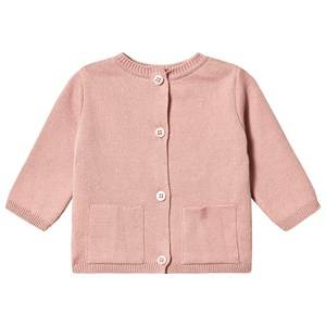 One We Like Baby Knitted Cardigan Dusty Pink 3M (56/62)