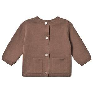 One We Like Baby Knitted Cardigan Brownie 3M (56/62)