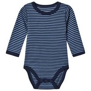 Image of Hust&Claire; Baloo Baby Body Blue Glass 56 cm (1-2 Months)