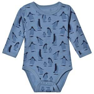 Hust&Claire; Bo Baby Body Blue Glass 62 cm (2-4 Months)