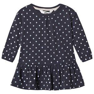 ebbe Kids Isadora Dress Navy Melange 116 cm (5-6 Years)