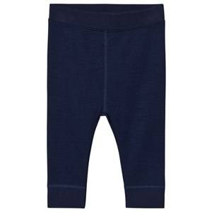 Image of Hust&Claire; Loui Leggings Blues 68 cm (4-6 Months)