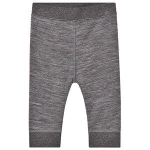 Hust&Claire; Loui Leggings Grey Blend 62 cm (2-4 Months)
