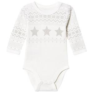 Image of Hust&Claire; Bo Baby Body Off White 80 cm (9-12 Months)
