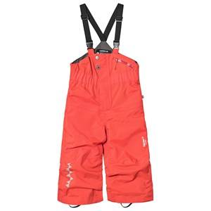 Isbjrn Of Sweden Powder Snow Pants Red Ski pants and salopettes