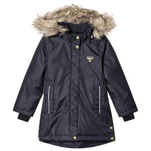 Image of Hummel Martha Coat Graphite 122 cm (6-7 Years)