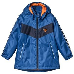 Image of Hummel Jens Jacket True Blue 116 cm (5-6 Years)