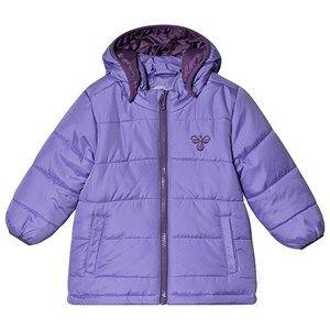 Image of Hummel Futte Jacket Aster Purple 104 cm (3-4 Years)