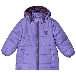Image of Hummel Futte Jacket Aster Purple 104 cm (3-4 Years)