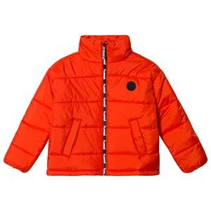 Hummel North Jacket Tangerine Tango 152 cm (11-12 Years)