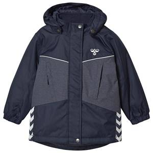 Image of Hummel Conrad Jacket Black Iris 116 cm (5-6 Years)
