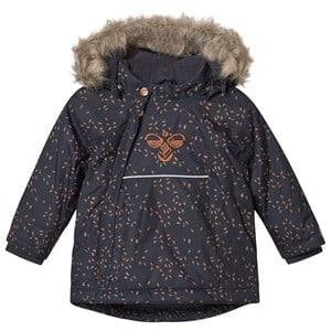 Image of Hummel Jessie Jacket Graphite and Sierra 92 cm (1,5-2 Years)