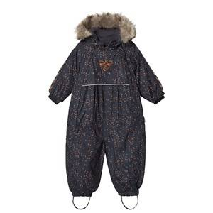 Image of Hummel Moon overall Graphite and Sierra 98 cm (2-3 Years)