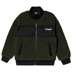 Image of Hummel Edgar Jacket Olive Night 128 cm (7-8 Years)