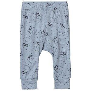 Fixoni Joy Pants Dusty Blue 62 cm (2-4 Months)
