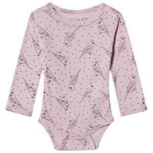 Fixoni Joy Baby Body Burnished Lilac 56 cm (1-3 Months)