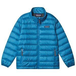 Patagonia Down Jacket Blue M (10 years)