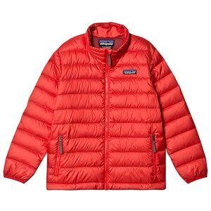 Patagonia Down Jacket Red L (12 years)