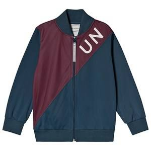 Image of Unauthorized Hjalmar Track Jacket Orient Blue 176 cm (16-18 years)